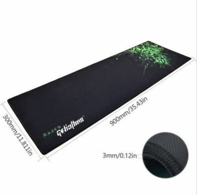UK Softable Anti-Slip Professional Fragged SPEED Edition Gaming Mouse Pad Mat