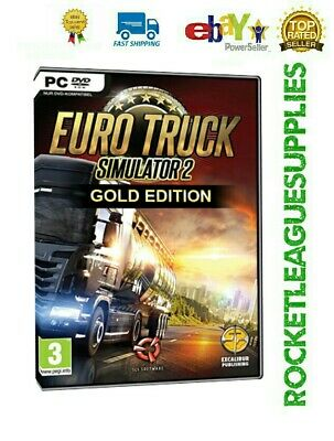 Euro Truck Simulator 2 Gold Edition Download Code DLC 🔑 for PC STEAM (GLOBAL)