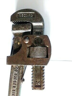"""Record 14""""stilsons pipe wrench"""