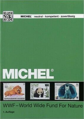 Michel WWF 2016 stamps catalog PDF download