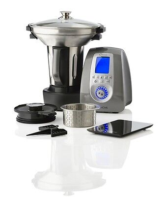 Optimum Thermocook Pro Thermomix Cooker, Blender, Mixer, Boil, Food Processor