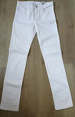 Girl's Pink H&M Slim Leg Trousers / Jeans Age 13-14 Years Eur 164