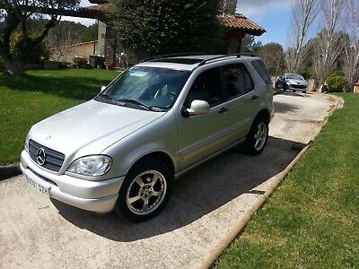 Mercedes Benz ML 320 automatic