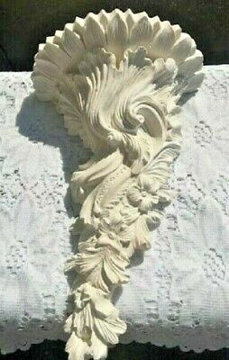 Large Latex Sconce Corbel Mould