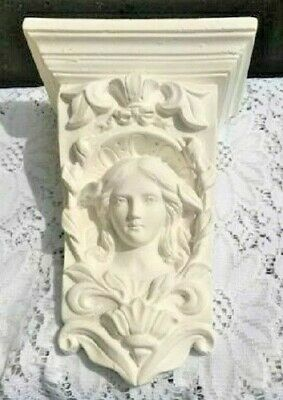 Large Sconce Corbel Latex Mould Normal Price £34.99 NO RESERVE