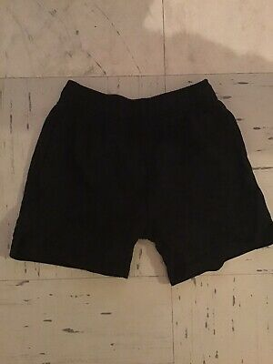 Pair Of Black School Shorts From Next Size/age 5