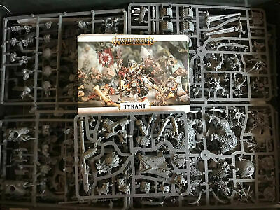 Age Of Sigmar Ogor Mawtribes / Gutbuster Half From Feast Of Bones Box