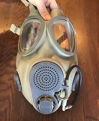Czechoslovakian Military Gas Mask M10M (Clone M17) War Surplus Tactical Gear