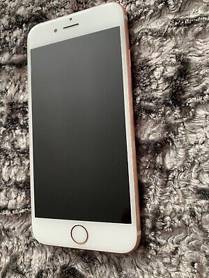iphone 6s Rose Gold 16GB Fully Unlocked - Mint / Pristine Condition