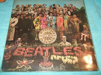 the beatles sgt peppers lonely hearts   pmc 7027 1st code 1