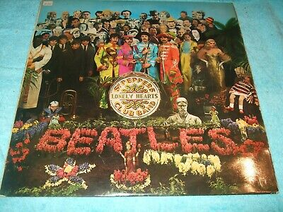 the beatles sgt peppers lonely hearts   pcc 7027 code 2