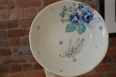 Cath Kidston - Disney - Peter Pan Tinker Bell- Cereal Soup Bowl
