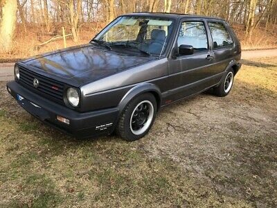 VW Golf 2 GTD Turbodiesel