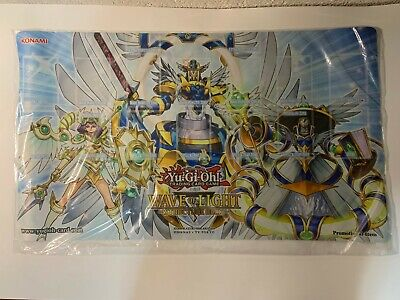 Structure Deck: Wave of Light Playmat - Yu-Gi-Oh