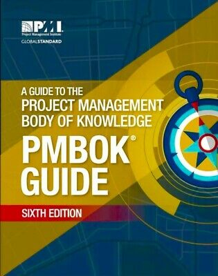 ⚡️PMBOK PMI Guide 6th Edition 2018 + Agile Practice Guide - PDF High Quality ⚡️