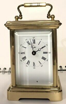 Cope 'Bornand Frères' Carriage Clock