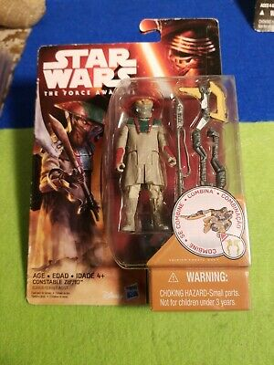 Star wars the force awakens CONSTABLE ZUVIO,NEW