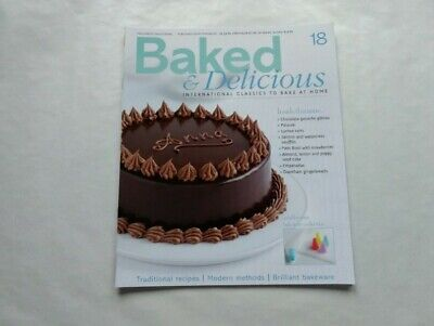 Baked and Delicious Magazine issue 18 Eaglemoss