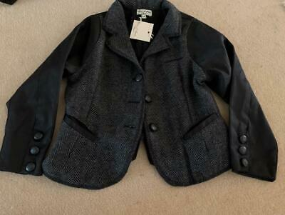 Eliane et Lena (Paris) Girls 4A/3-4yrs Chic winter jacket - NWT