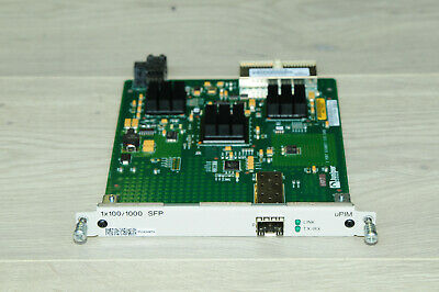 Juniper JXU-1SFP-S 1 Port Gigabit SFP Module for J Series Router 1YrWty TaxInv