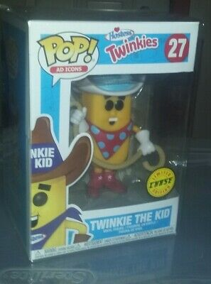 Funko Pop Ad Icons Twinkie the kid Chase hostess brand new