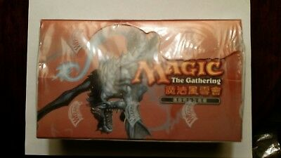 MTG MAGIC the GATHERING SCOURGE Booster Box Chinese Factory Sealed