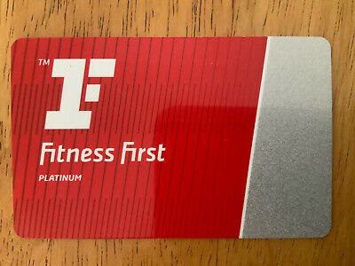 Fitness First Platinum Membership  (+ Single $210 PayPal Rebate)