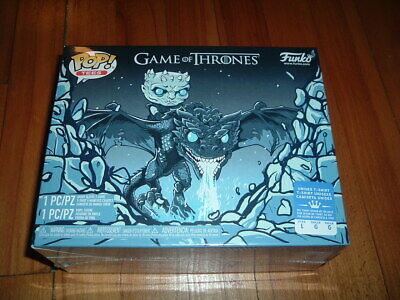 Funko Pop! Game Of Thrones Icy Viserion Box~ Sealed~ Box Lunch Exclusve~ L T~