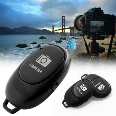 Bluetooth Remote Control Camera Selfie Shutter Stick For Iphone Android Phone
