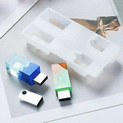 Epoxy Mold Snow Mountain Silicone Memory Stick Resin Making Mould Casting Craft