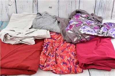 Small Job Lot of 6 Items Ladies Clothing of Various Styles and Types Size 24