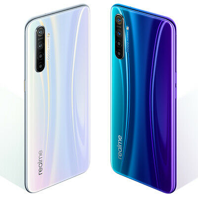 "realme XT 6GB 64GB 6.4"" Handy Smartphone 64MP Quad Kamera 4000mAh NFC EU Version"