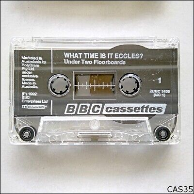What Time Is It Eccles? Tape Cassette (C35)