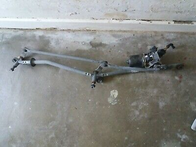Citroen C3 Front Wiper Motor & Linkage Washer Linkages Valeo (2002-2009)
