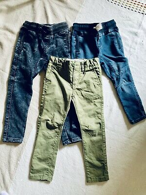 Cotton On Kids Jeans / Chinos Bundle / Sz 3 / Barely Worn! As New Condition!