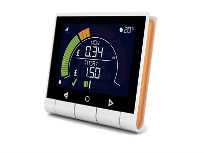 geo Minim Energy Monitor - Self-Installed - CT Clip Sensor for Single Phase