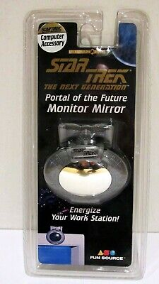 Star Trek 'The Next Generation' Monitor Mirror 1997 Computer Accessory