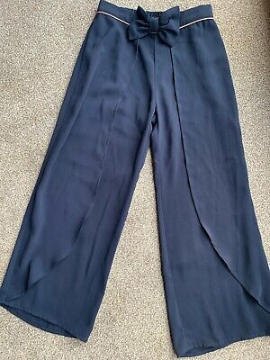 Girls Stunning Ted Baker Party Trousers 12 Years
