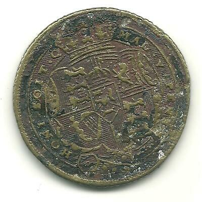 1818 Sixpence  Forgery