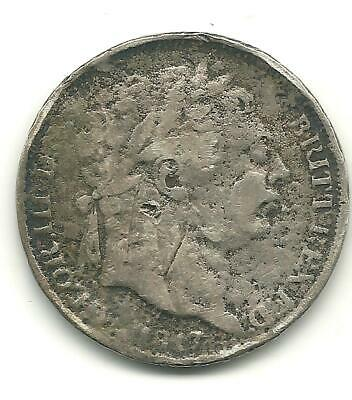 1817 Sixpence  Forgery