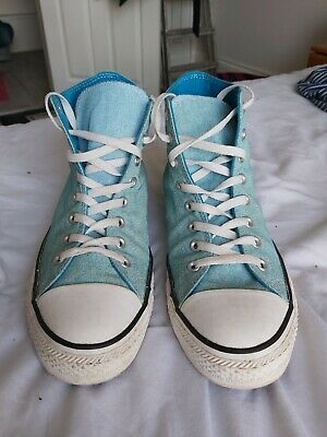 Converse Hi Mens Womens All Star High Tops Chuck Taylor Canvas Trainers Shoes