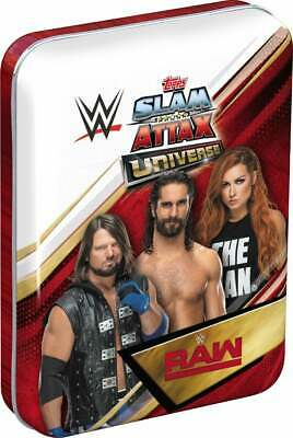 Slam Attax 2019 Bundle including Limited Edition Card Lot 1