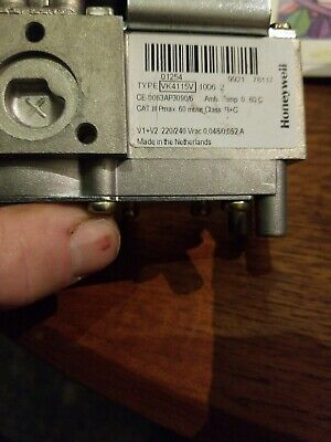 Gas Valve Honeywell Vk4115V1006 5000476 1.011846 6243821 Sime Alpha Potterton