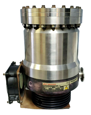 Edwards Turbomolecular Pump Vacuum Turbo EXT501
