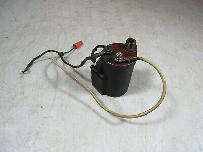 Vintage 1950's Lambretta Scooter 150 D Ignition Coil OEM Italy