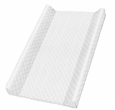 Royal Rotho Babydesign Quilted Changing Mat 204430168CI For babies from birth upwards 85 x 72 x 7 cm Pearl Silver