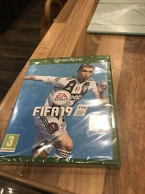 FIFA 19 Xbox One Game Brand New Still In Celephane