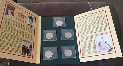 2018 - Isle of Man - 50p coin collection - Coronation of Queen Elizabeth II