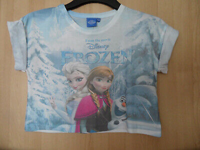 Disney Frozen Age 10-11 Top and Leggings Bundle New with Tags