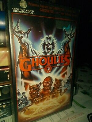 Ghoulies VHS